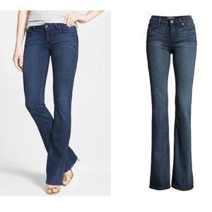 Paige Denim Skyline Petite Boot Cut Jeans New 27